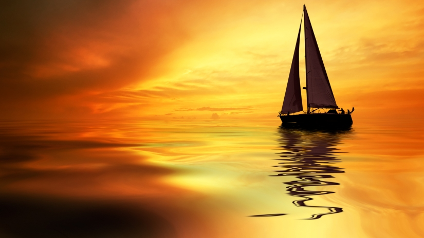 The-sailing-vessel